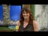!!LUCY LAWLESS HAS A 'CRAZY TIME ON 'SPARTACUS'!!