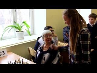 Шахматный турнир в школе № 32