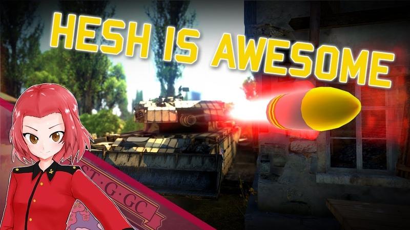 HESH is Awesome - Centurion Mk. 5 AVRE   War Thunder Kill Montage