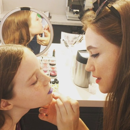 """Summer on Instagram """"Getting my lips done at Lip Lab by Bite larchmont"""""""