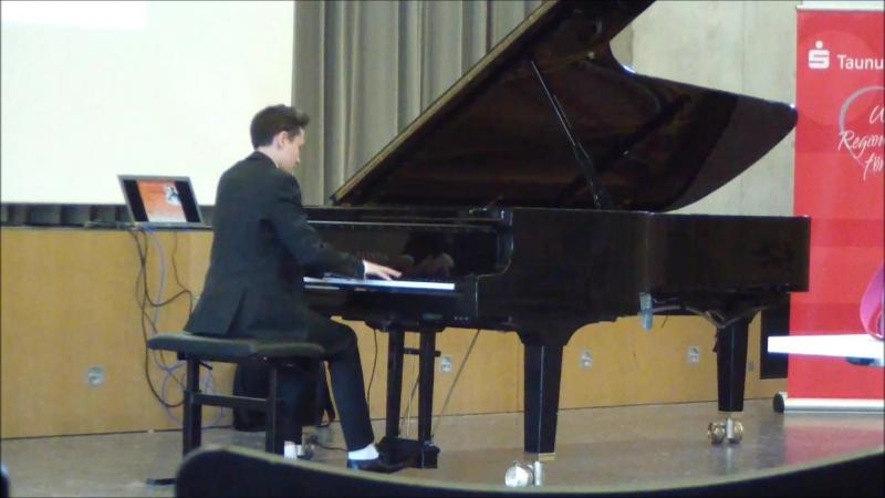 F.Chopin Polonaise No.6 As-Dur op.53 Heroique