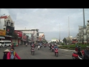 Дорогами Вьетнама. Самые ВЕЖЛИВЫЕ! водители