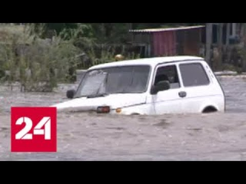 Паводковая ситуация в Забайкалье может ухудшиться - Россия 24