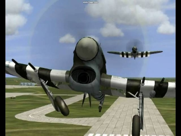 Hawker Typhoon: In Action!