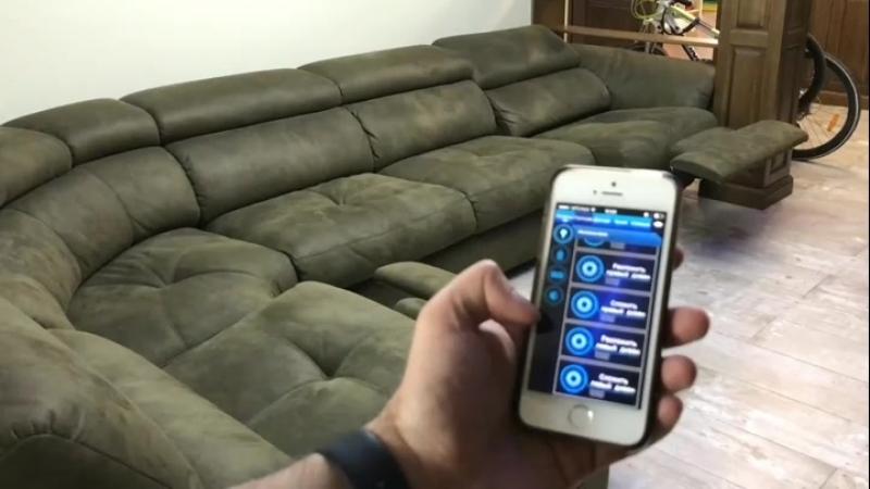 Управление мебелью