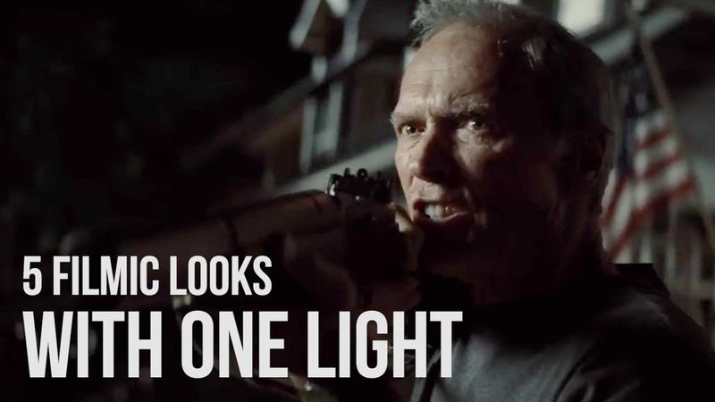 5 Essential Looks Using ONE Light
