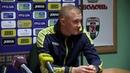 Україна U 21 Шотландія U 21 передматчева прес конференція Олександра Головка