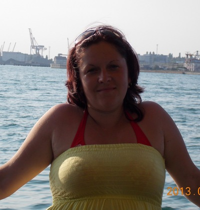 Анна Синяк, 15 июля 1985, Ставрополь, id182369532