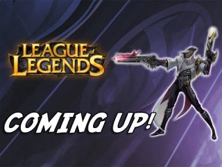 Coming Up! Ep.8 - Lucian The Gun Templar Leaked, Sion Rework and More! (League of Legends)