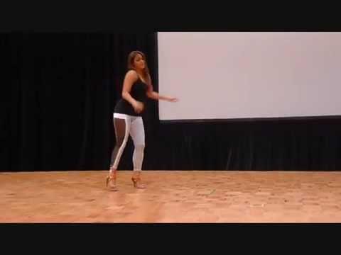 Shani Talmor Pachanga Workshop @ 2014 Canberra Latin Dance Festival