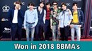 BTS Successfully Won Top Social Artist Nomination in 2018 BBMA's