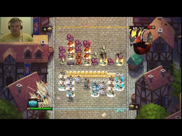 [SELFstreams] Сэлф стримит: проходим кампанию в Might Magic: Clash of Heroes (09.12.18, часть 1)