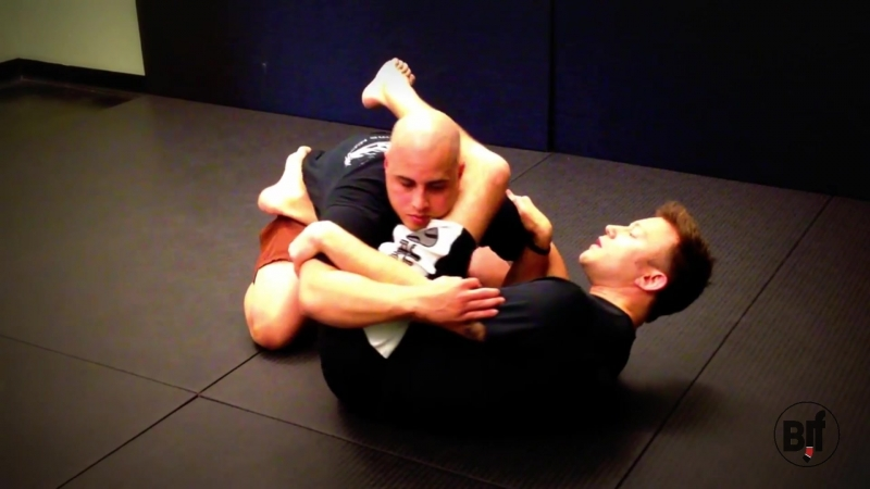 Eli Knight - Reverse Triangle from modifide guard