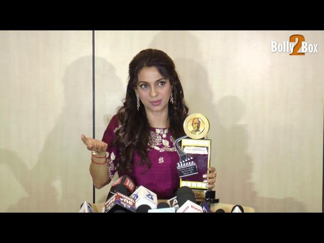 Juhi Chawla At Dadasaheb Phalke Award 2017