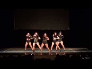 AniCon 2014 (05.07.2014) 1 ДЕНЬ - 4MINUTE - Ready Go - dance cover by DogmA