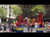 San Francisco Gay Pride Parade 2014