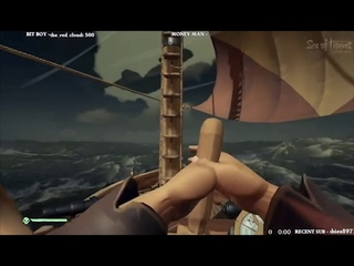 Funny Sea Of Thieves video but it's Windows Update