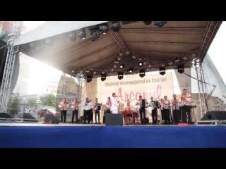 Ansamblul folcloric Izvoraș Festivalul Internațional de Folclor 'Arcanul Radauți