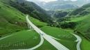 Проект новой дороги из Грузии в Россию в Верхний Ларс минуя Крестовый перевал