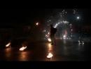 Огненно-лазерное шоу на Краски Осени в ТРЦ Континент. 16.09.18