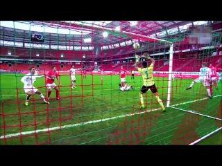 Спартак - Зенит 4-2 (10 ноября 2013 г, Чемпионат России)