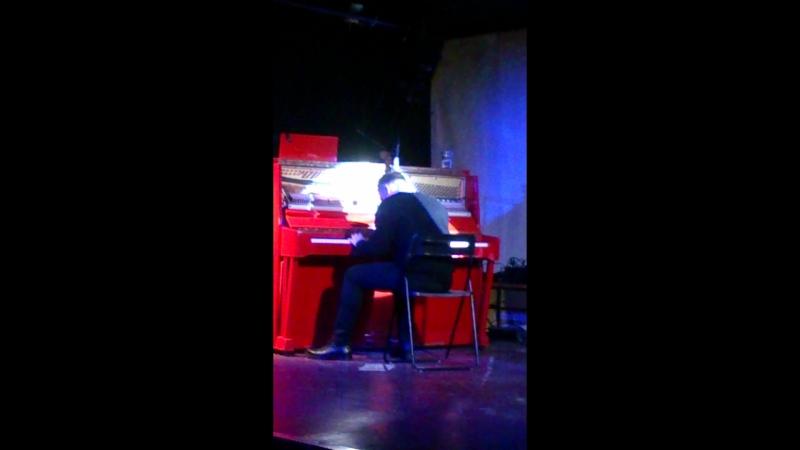 Вечер фортепианной импровизации совместно с пианистом виртуозом Николаем Цушко в Доме Печати 30 05 18г