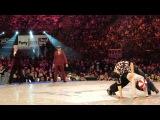 JUSTE DEBOUT 2014 Luna &amp Mr Split VS Funky-J &amp Vovan Quart de finale LOCK