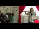 "Музыкальная школа ""Виртуозы"", ирландская флейта, Анастасия Миронова"