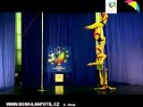 Groups mixed - Olesia Syrnikova, Pavel Ladanov, Sofya Chertova, Maria Dubinina