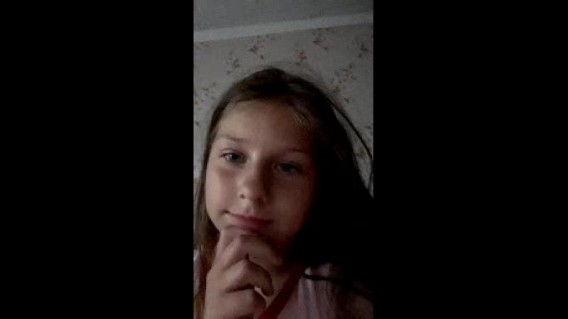 Настя Мосунова - Live