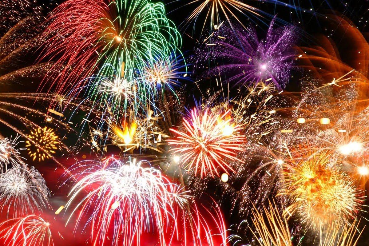 Где состоится новогодний фейерверк в Алматы _____ ⠀ 31 декаб