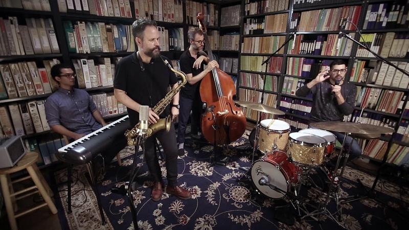 Mark Guiliana Jazz Quartet - Full Session - 9272017 - Paste Studios - New York, NY