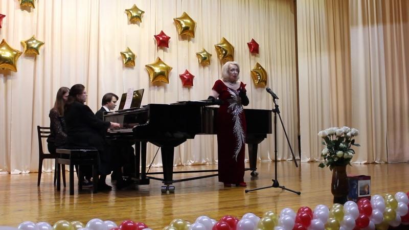 Антонина Пылаева, Зинаида Вербицкая и Андрей Грачев. Я вас люблю