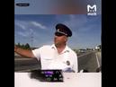 Дорожный патруль эталонно разговаривает.