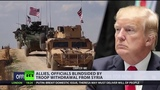 'US troops withdrawal is historic as it's transition to multipolar world' Turkish Patriotic Party