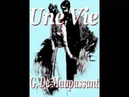 Une Vie Livre Audio Book Francais Audio Book French De Maupassant