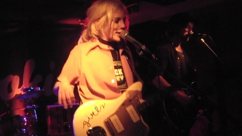 Black Honey - All My Pride│Cookie Leicester │20/10/2015