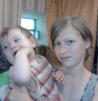 Ольга Фоминская, 21 августа 1991, Донецк, id205875735