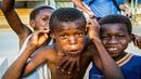 Африка зажигает,танцуют все Omunye phez komunye