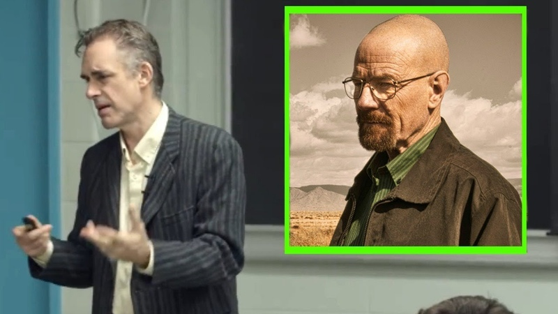 Jordan Peterson: Is Walter White a bad person? (Breaking Bad)
