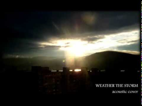 Insomnium Weather the Storm acoustic cover смотреть онлайн без регистрации
