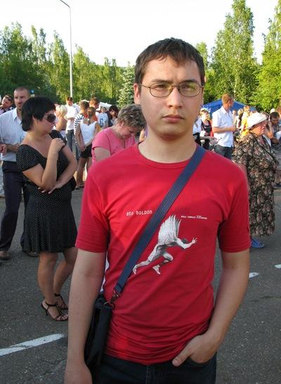 Евгений Самок, 21 июля , Красноярск, id3398783