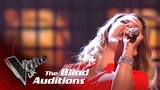 Tesni Jones Performs 'Highway To Hell' Blind Auditions The Voice UK 2018