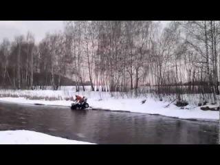 Stels 800D ЗИМОЙ