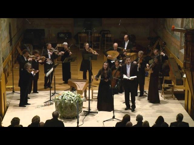 Giovanni Battista Pergolesi: Stabat Mater: 8. Duetto: Fac ut ardeat (Núria Rial, Carlos Mena)