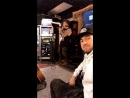 Papa Roach - Jacoby Shaddix with RasOfficial in Studio!