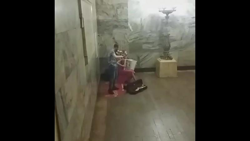 Владимир Семибратов и Ирина Ларго
