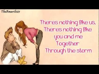 Justin Bieber - Nothing Like Us {Lyrics}