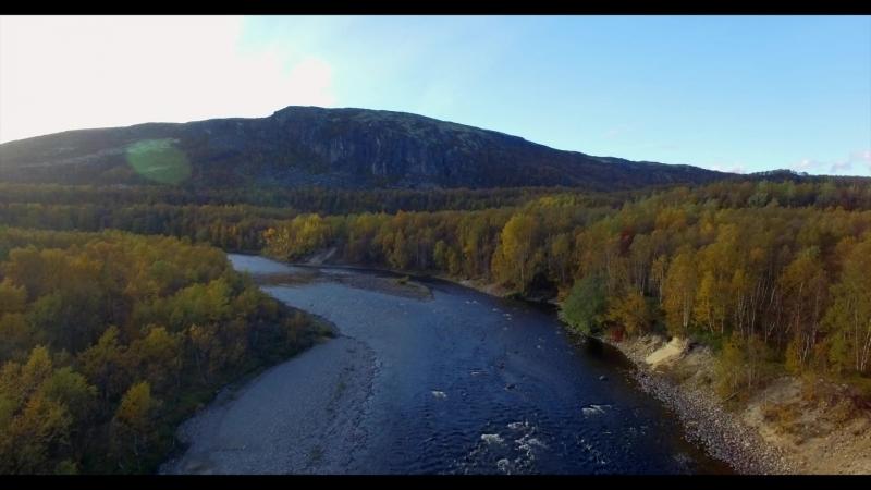 Осень на реке Ура...