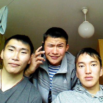 Сандан Максаров, 16 ноября 1998, Новосибирск, id117398337